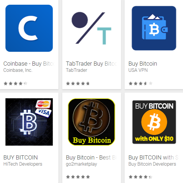 3 Best Buy and Sell Bitcoin App
