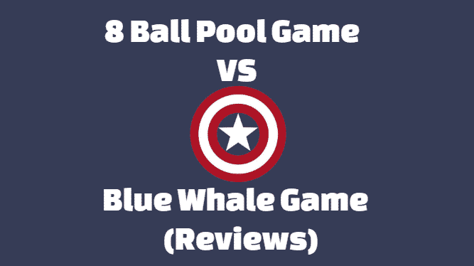 pool vs blue whale game