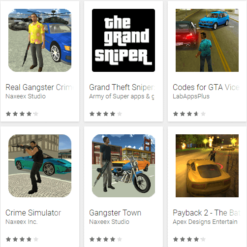 The Best GTA Games