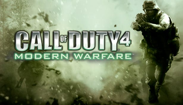 Call of Duty 4 Modern Warfare Game