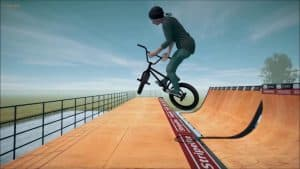 BMX Streets PIPE PC Game