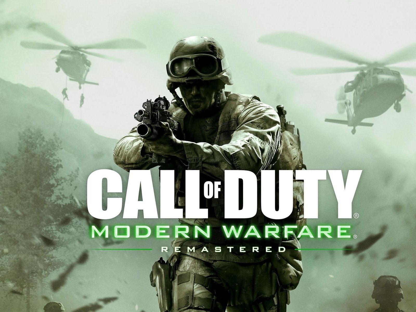Call of Duty Modern Warfare Remastered Game