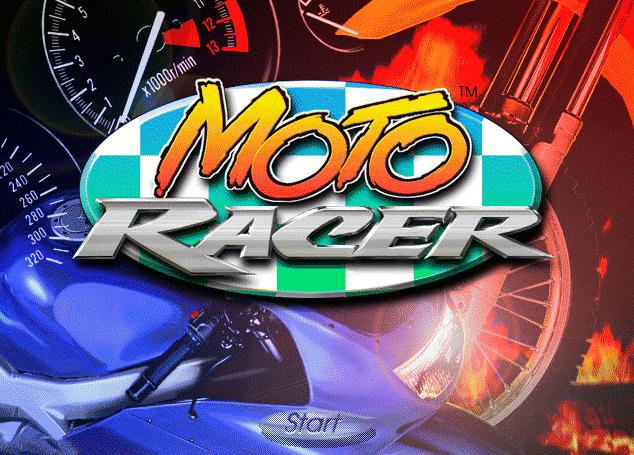 Moto Racer PC Game (Reviews) Free Download