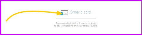 get Bitcoin Debit Card