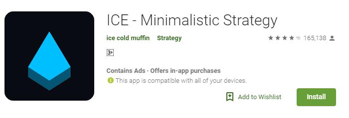ICE Minimalistic