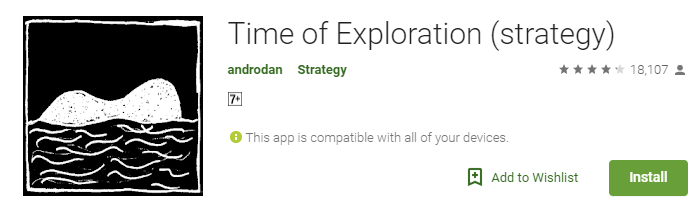 Time of Exploration (strategy)