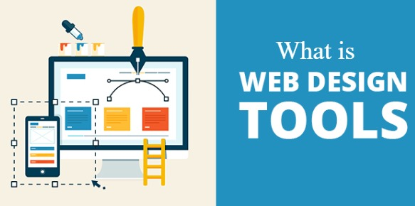 What is Web Designing Tools?