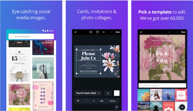 Graphic Design Social Media Marketing