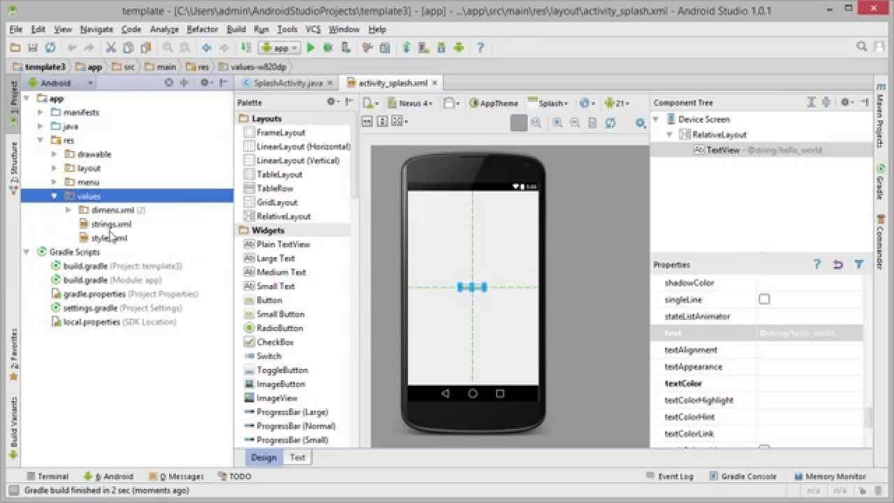Android App Development Software for Windows