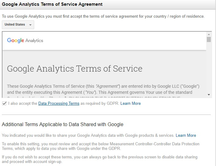 Use Google Analytics code in blogger