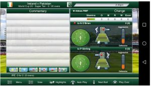 Cricket Captain 2018 Mod APK