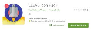 ELEV8 Icon Packs mod