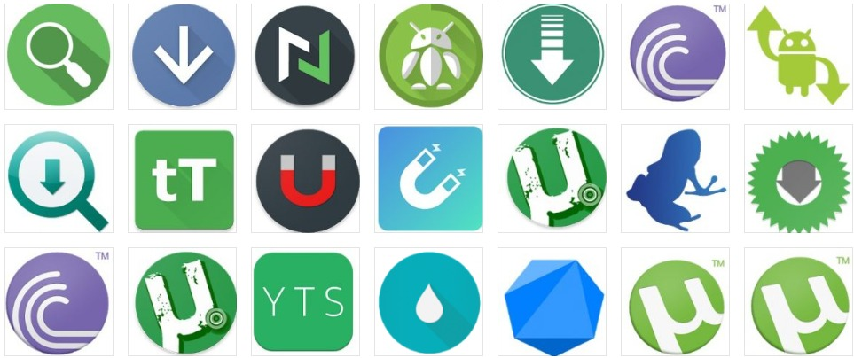 20+ BEST UTORRENT ALTERNATIVE ( 2018 ) ANDROID APPS
