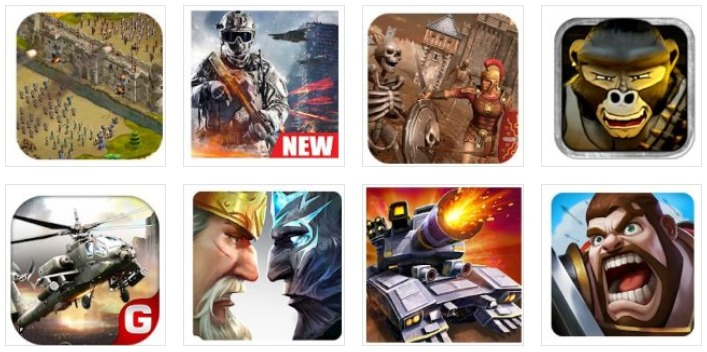 15+ Best Battle Games ( 2018 ) Android Apps