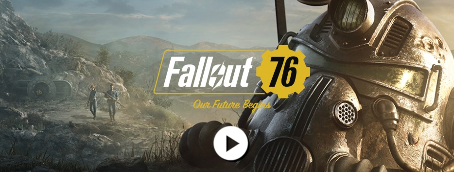 Fallout 76 game for pc