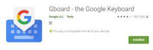 Gboard emoji mod apk