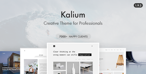 WordPress Themes for Simple Website