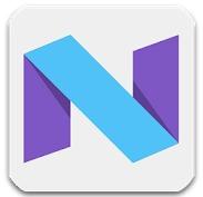 Nougat - Icon Pack