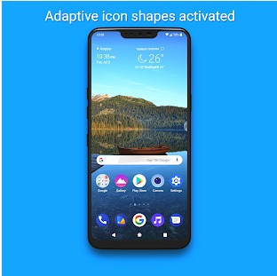 Pixel Experience Substratum theme LG G7 V30 G6 Apps on