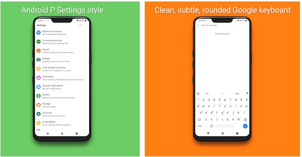 Pixel Experience Substratum Mod APK