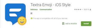 Textra Emoji mod apk