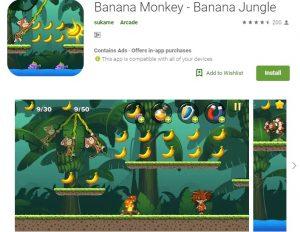 Banana Monkey Mod Apk