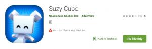 Suzy Cube Mod Apk