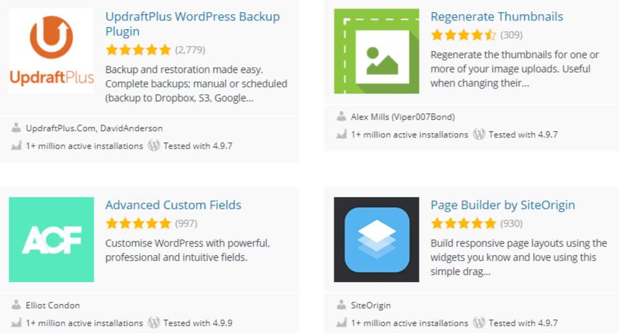 5 Superb Plugins for WordPress [Mostly Using]