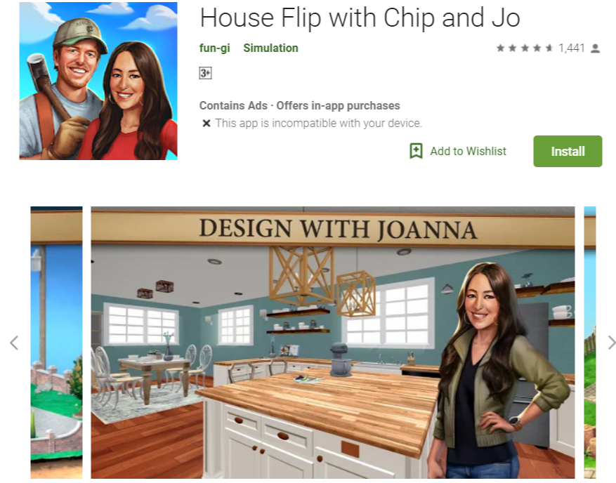 download house flipper android mod