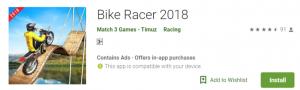bike racer 2018 mod Apk