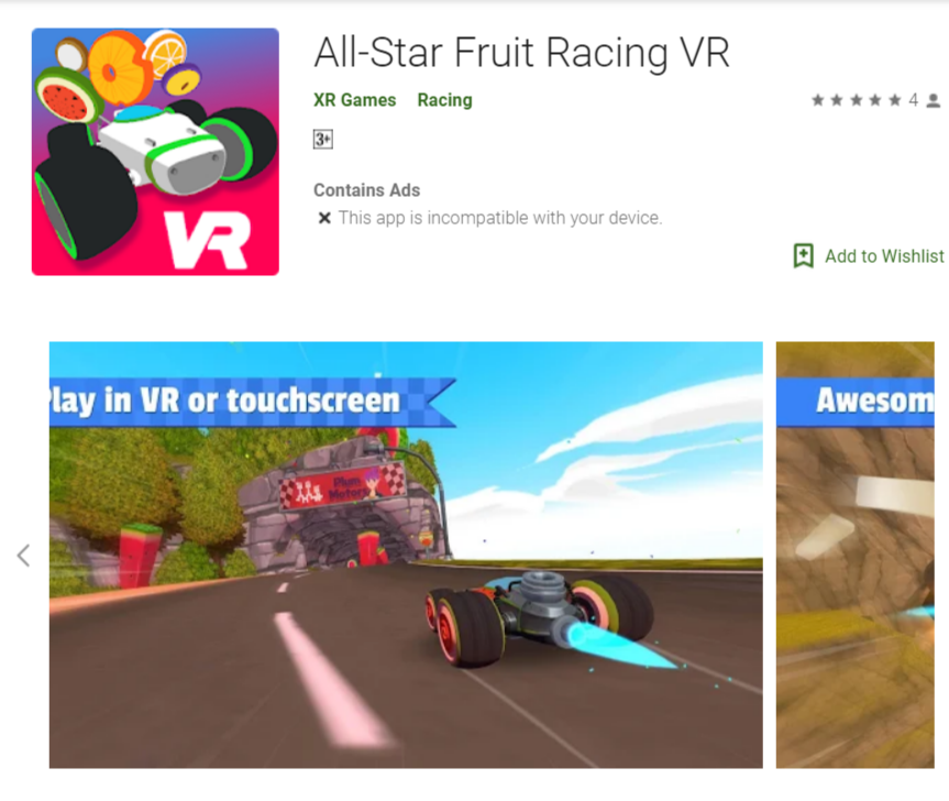 Fruit Racing Mod APK
