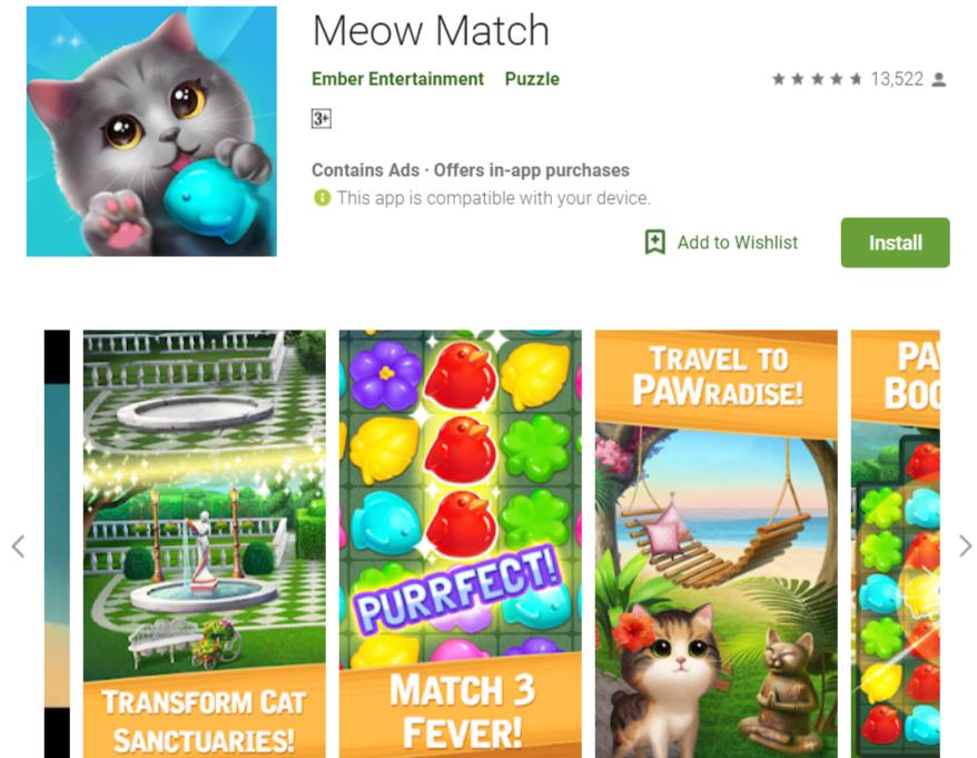 Meow Match Mod APK