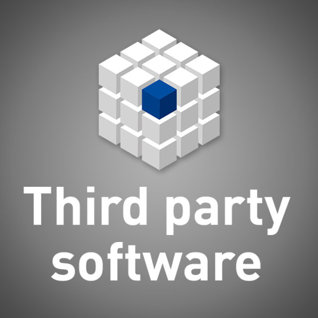 third party software