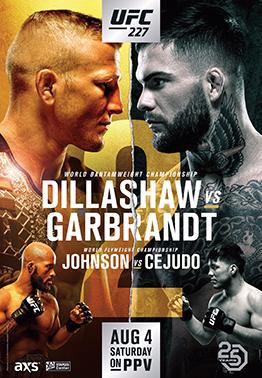 Dillashaw vs. Garbrandt 2