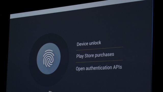 Fingerprint security
