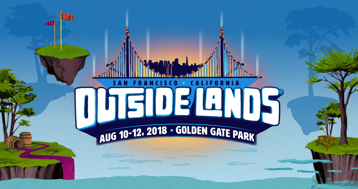 When is Outside Lands 2018?