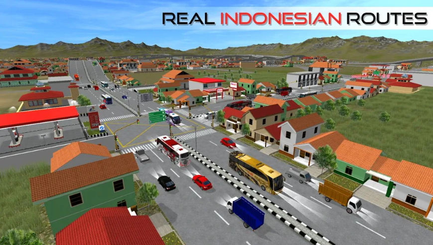 Bus Simulator Indonesia updated