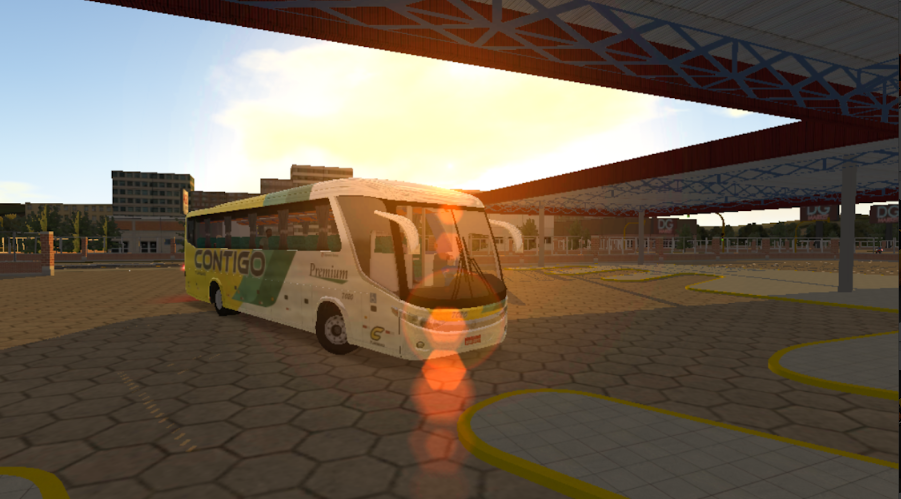 Heavy Bus Simulator unlimited money