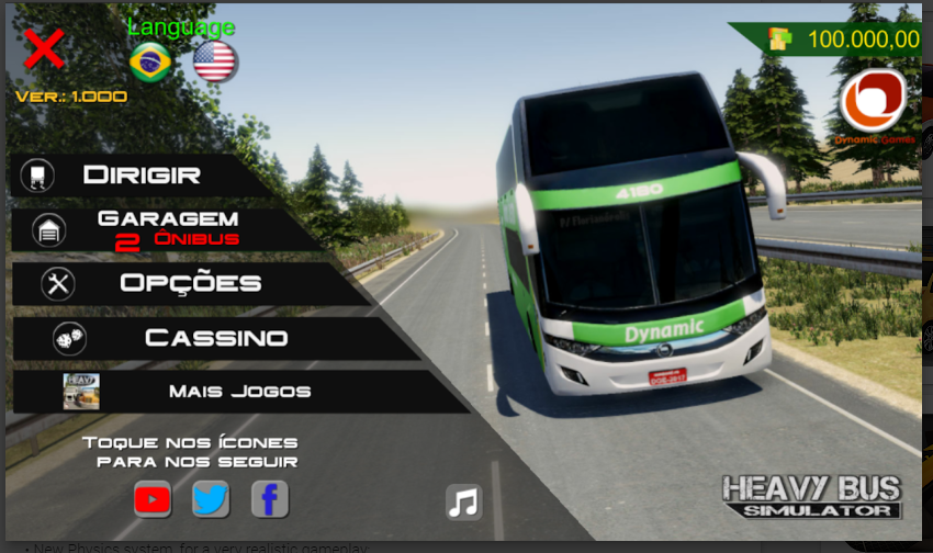 download Heavy Bus Simulator