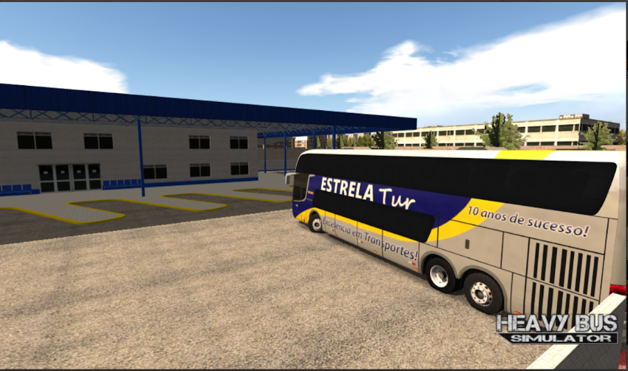 Heavy Bus Simulator updated