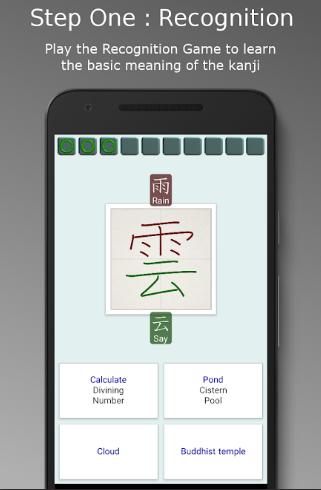 Japanese Kanji Tree Pro apk