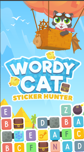 Wordycat Plus mod apk