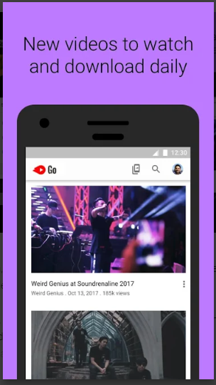 YouTube Go for PC apk