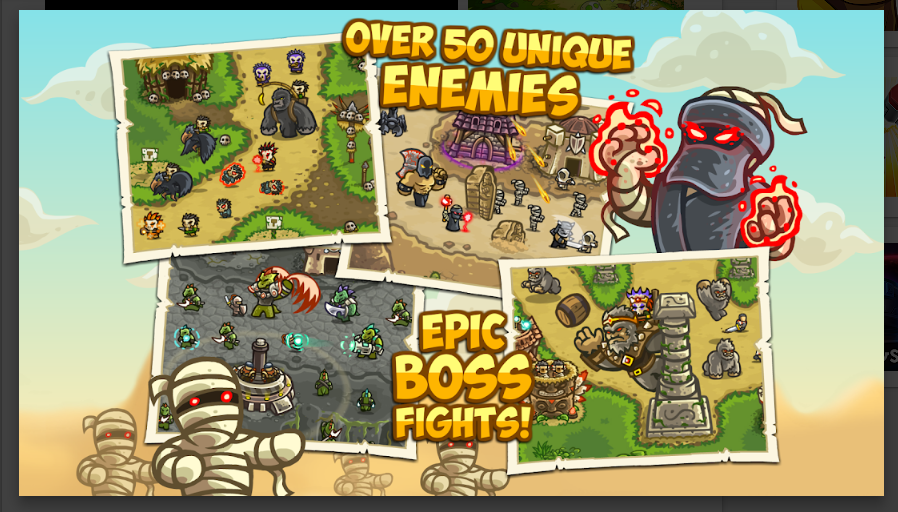 Kingdom Rush Frontiers Apps on Google Play (3) | Techstribe