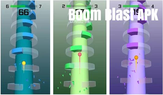 Boom Blast Mod