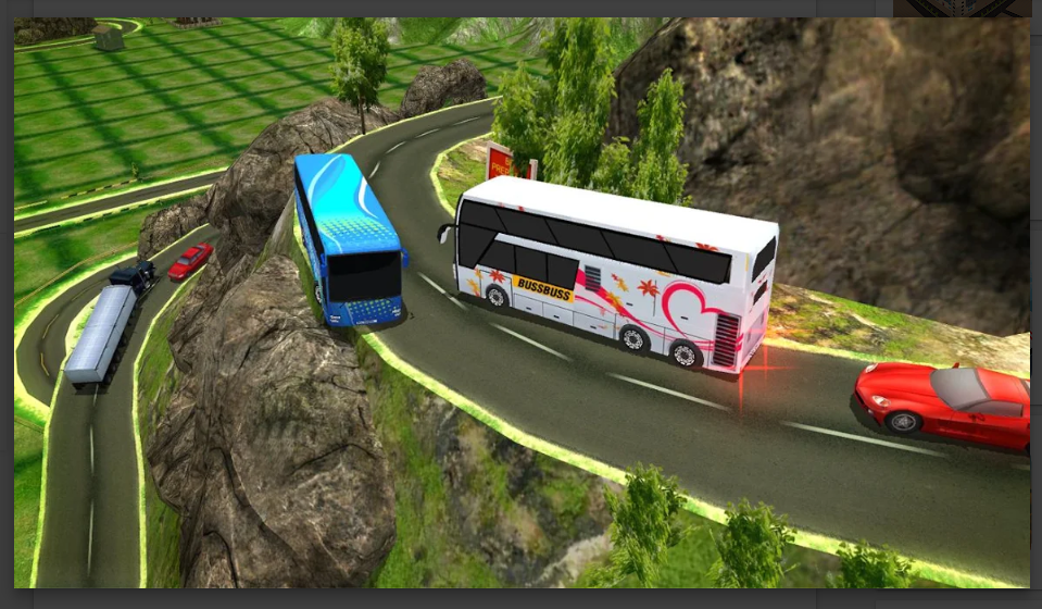 Europe Bus Simulator Mod