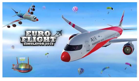 Airplane Simulator 2019 Mod APK