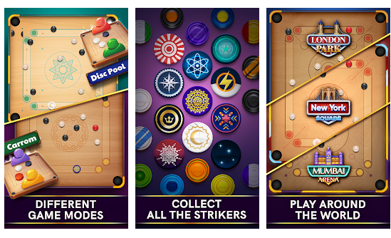Carrom Pool v1.0.2 Mod APK Download Latest Version (Unlocked)