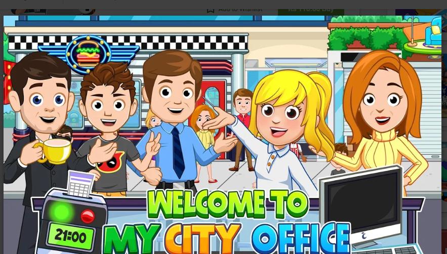 My City : Office Mod