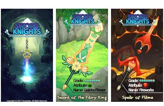 Sword Knights : Idle RPG (Premium)